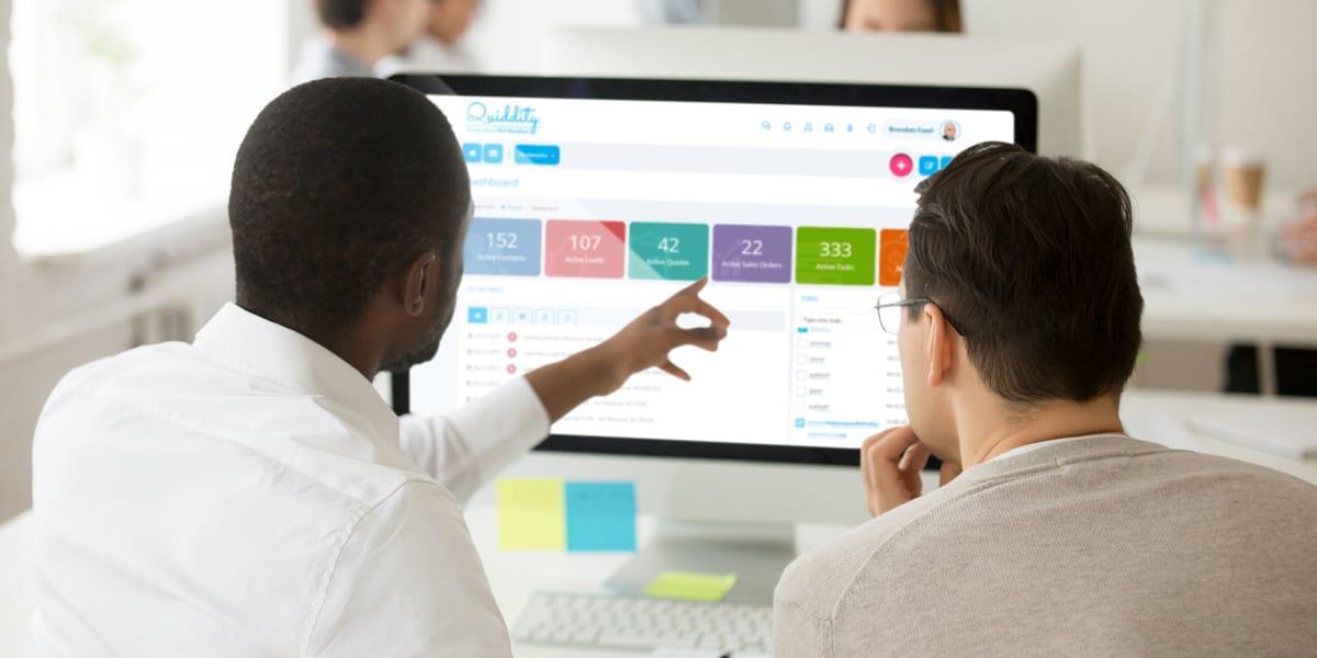Online Task Management Software - CRM