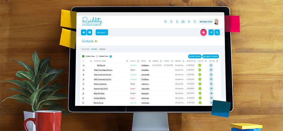 Workflow Management System – Quiddity
