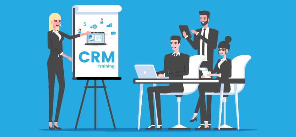 Employee training – Customer Relationship Management – Quiddity